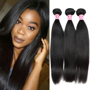 Belinda Hair Virgin Peruvian Straight Hair 3 Bundles 7A Unprocessed Virgin Human Hair Straight Bundles Natural Colour