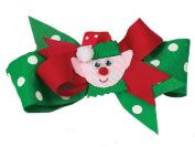 Bearington Collection Holiday Hair Bow