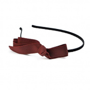 Jane Tran Grosgrain Bow Headband