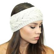 Knitted Sweater Head Band