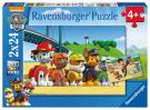 Ravensburger Paw Patrol 2x 24pc Jigsaw Puzzles