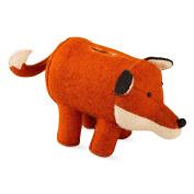 Tag, Handmade Fox Felt Bank