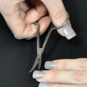 High Cutting Precision Curved Nail Scissors