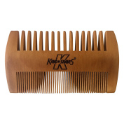 King of Shaves Anti-Static Pear Wood Beard Care Comb
