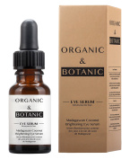 Organic & Botanic Madagascan Coconut Brightening Eye Serum 15 ml