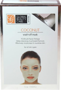 Global Beauty Care Premium Coconut Wash Off Facial Mask-150ml Package