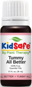Plant Therapy Kidsafe Tummy All Better Synergy 10 ml Essential Oil Blend