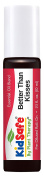 Plant Therapy Essential Oils Kid-Safe Better Than Kisses Synergy Pre-Diluted Oil Roll-On, 40ml
