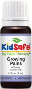 Plant Therapy Essential Oils Kid-Safe Growing Pains Synergy Oil Blend, 40ml