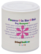 Living Libations - Organic / Wildcrafted Flowers in Her Hair Dry Shampoo