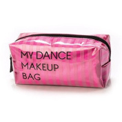 YOFI Cosmetics My Dance Makeup Bag |Small Pink