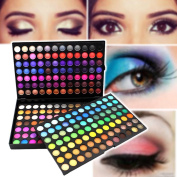 Aoohe 252 Pro more-Colourful Matte Shimmer Eyeshadow Makeup Set Palette Cosmetic