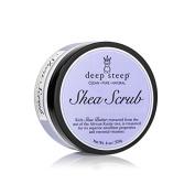 Deep Steep Shea Butter Sugar Scrub, French Lavender, 8 Fluid Ounce