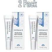 derma e Hydrating Eye Crème with Hyaluronic Acid and Pycnogenol, 30ml, 28g