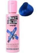 Renbow X4 Crazy Colour Conditioning Hair Colour Cream 100ml - Sky Blue