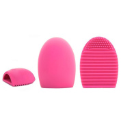 FUNOC® Makeup Brush Cleaners Silicone Glove Scrubber Cleaning Tool Cosmetic Foundation