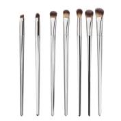 Kingfansion 8PCS Cosmetic Makeup Brush Makeup Brush Eyeshadow Brush