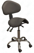 SkinAct® Esthetician Saddle Stool