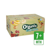 Organix Bulk Rice Cakes 15 x 50g - Pack of 2