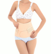 Breathable Elastic Postpartum Support - Recover Belly/Waist/Hip Belt Shaper for Women and Maternity