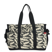 HC Big Nappy Bag Duo Double hold-it-all nappy bag