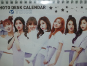 Kpop/Twice Calendar 2017 / 2018 included sticker Twice Twice
