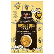 Hale & Hearty Organic Free From Honey Bee Pops 275g