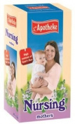 Apotheke Tea for Nursing Mothers 20 x 1.5g. Pack of 4 boxes.