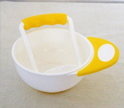 Candora™ Candora Baby Food Masher and Bowl Mash and Serve Bowl for Making Homemade