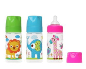 Childcare Baby Bottle 250 ml Assorted
