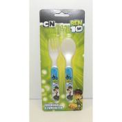 Ben 10 Cutlery Set Shadow 118803