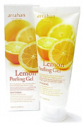 3 Pack Arrahan Peeling Gel 180mL 6.09 fl.oz. : Apple / Lemon / Aroma