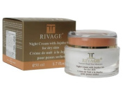 Rivage Night Cream with jojoba oil