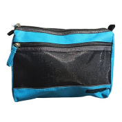 P & P Accessories Sport Classic Gents Bag Polyester Turquoise/Black