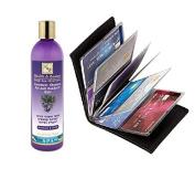 H & B Dead Sea Anti-dandruff Treatment Shampoo + FREE gift !!! Wonder Wallet