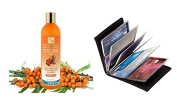 H & B Dead Sea Obliphicha Treatment Shampoo for Dry Coloured Hair + FREE gift !!! Wonder Wallet