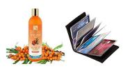 H & B Dead Sea Obliphicha Treatment Shampoo for Dry Coloured Hair + FREE gift !!! Wonder Wallet