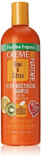 CREME OF NATURE Kiwi & Citrus Ultra Moisturising Shampoo for Dry, Brittle Hair 15.2oz/450ml by Cream of Nature