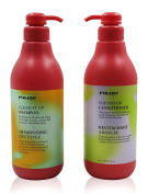 """Eva NYC Clean It Up Shampoo & Soften Up Conditioner"""""""