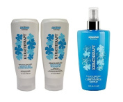 Keratherapy Infused Moisture Shampoo 300ml + Conditioner 300ml + Leave-in Conditioner 250ml