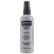 (2) Generic Value Products Blowout Spray .  Kenra Blow-Dry Spray - 100ml