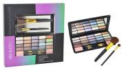 Giordano Colours Eye & Cheek Glamour Palette, 27 Gramme