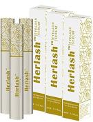 Buy 2, GET 1 Free- HerLash - Eyelash Growth Serum - Clinically Proven & Tested Eyelash Conditioner - Increased Length up to 40%