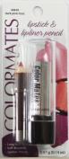 Colour Mates Lipstick & Lipliner #62618 Dark Pink Frost