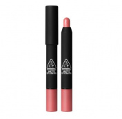 3CE (3 Concept Eyes) Matte Lip Crayon Powdery Finish Matte Lip Crayons