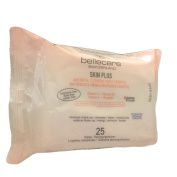 Bellecare Skin Plus Vitamin E + Almond Facial Wipes