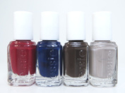 Nail Lacquer Polish Fall - Automne Collection Mini 4x 5 ml / 0.16 fl oz