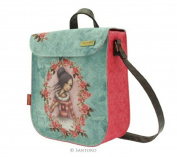 Santoro London Handbag Purse Mirabelle Small Satchel The Secret