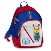 Cattivissimo me Backpack light blue