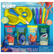 Disney Pixar Finding Dory Destiny Hank Nemo Bath Time Activity Gift Set for Toddlers 3 years and up - 12 Piece